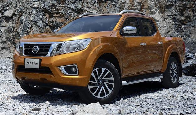 Nissan разработва нов всъдеход на базата на Navara