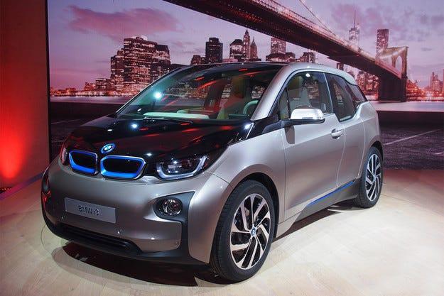 Електромобилът BMW i3 и с водородна версия