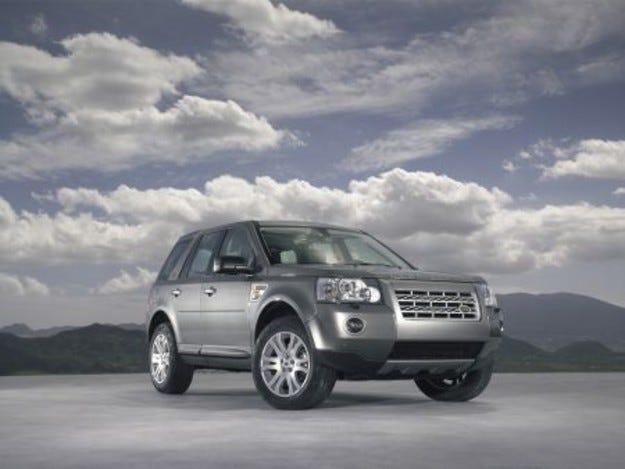 Две премиери от Land Rover и една на Jaguar