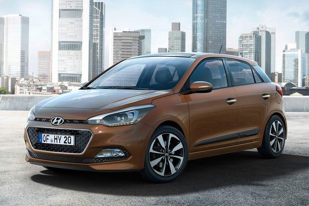 Hyundai Motor показва New Generation i20 преди в Париж