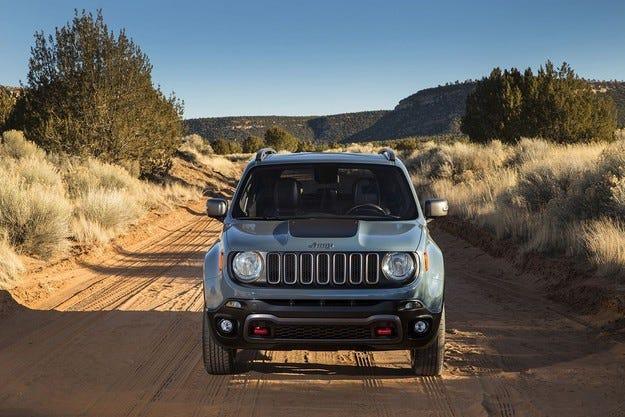 Jeep Renegade: Нови мащаби в малките SUV-ове
