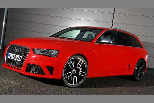 B&B Audi RS4/RS5