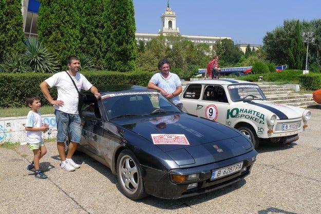 Варненски автомобилен събор 2014