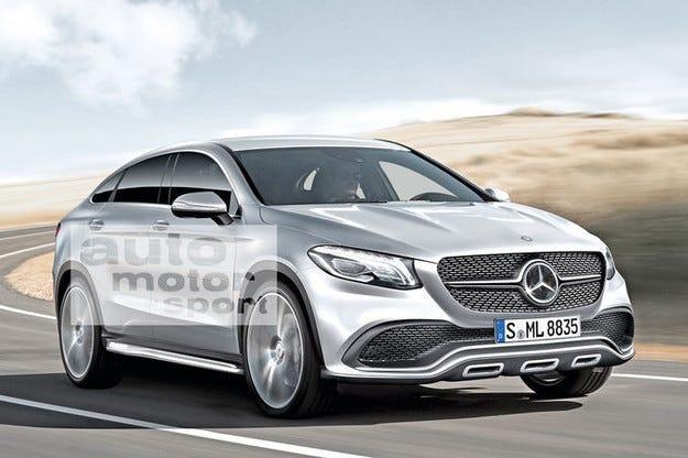 Промени в обозначенията при Mercedes