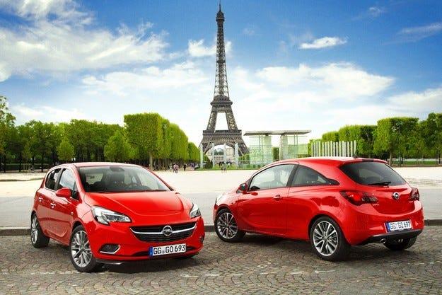 Opel Corsa отбелязва световната си премиера в Париж