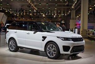 Буквите SVR рязко вдигнаха цената на Range Rover Sport