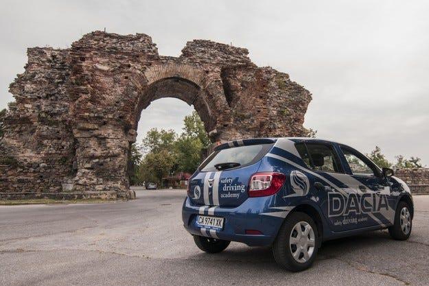 Dacia Touristic Rally