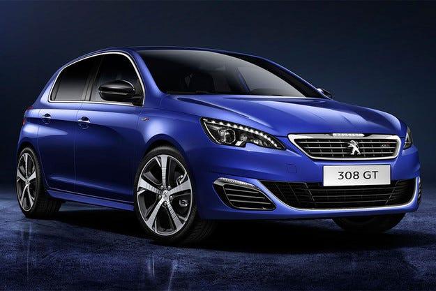 """Peugeot ще представи """"напомпана"""" версия на 308"""