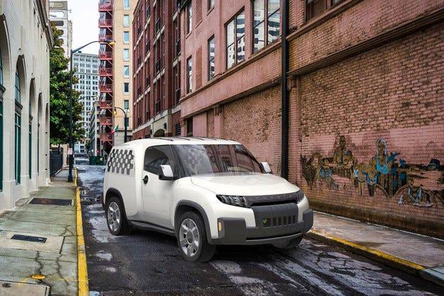 Toyota демонстрира концепт на градски автомобил
