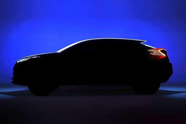 Представят концепта Toyota C-HR на салона в Париж
