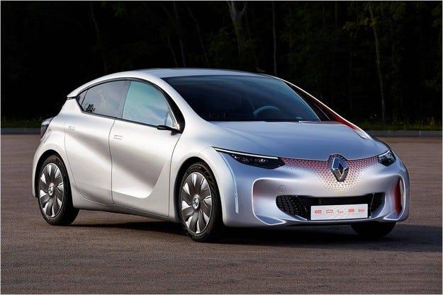 Renault разработи свръхикономичен концепт