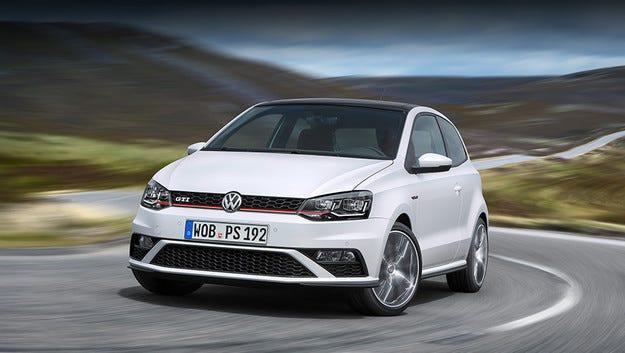 Volkswagen Polo GTI получи нов двигател