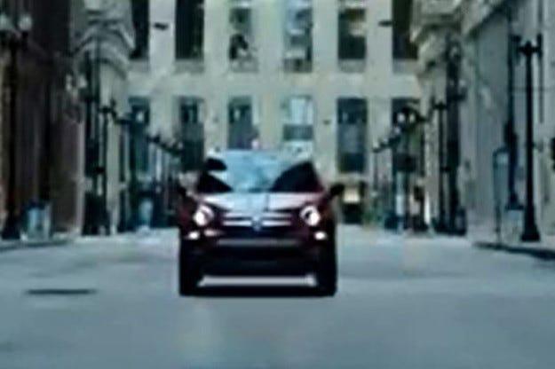Кросоувърът Fiat 500X дебютира в Париж
