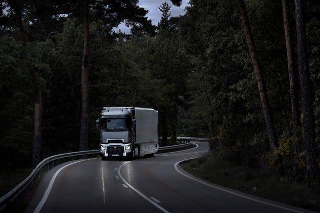 Renault  Trucks Гама Т стана Камион на годината