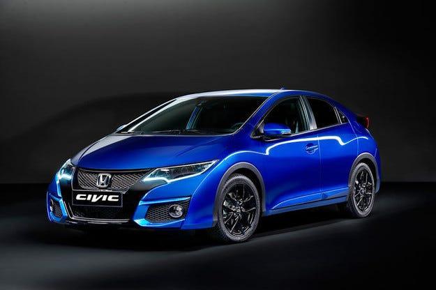 Honda Civic: Нов облик и нова технология