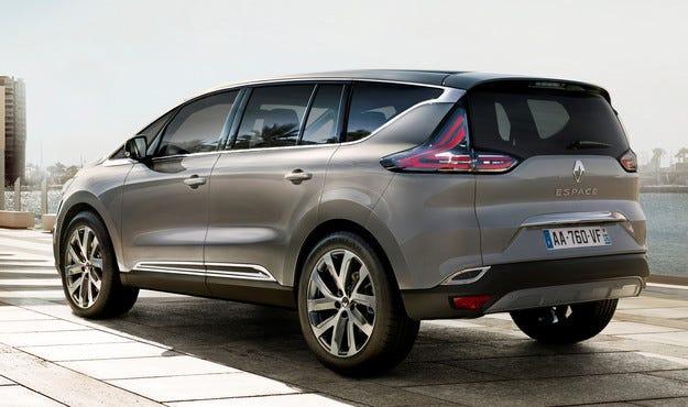 Французите показаха новия Renault Espace