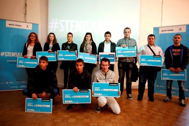 18 абитуриенти-сираци със стипендии за университет