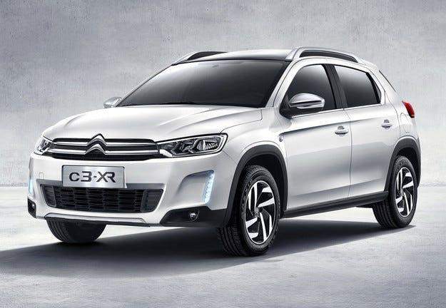 """Представят Citroën C3-XR на булевард """"Шанз-Елизе"""""""
