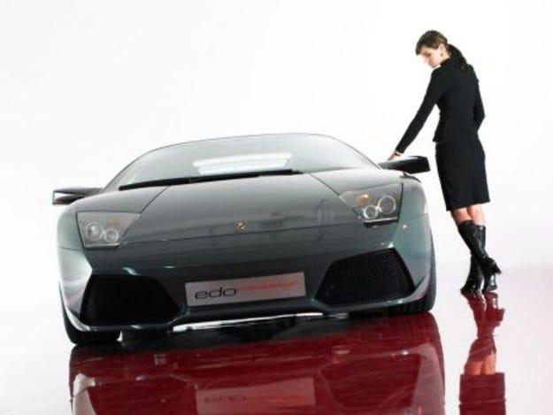 Lamborghini Edo Competition Murcielago LP640