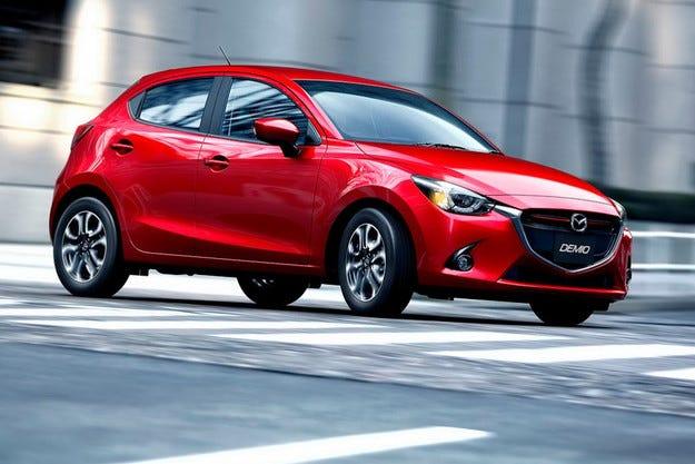 Европейската премиера на Mazda2 на кинофестивала в Рим