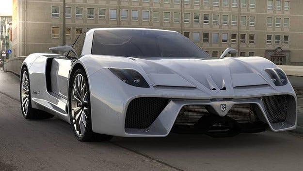 В Италия разработват електромобил с 800 конски сили