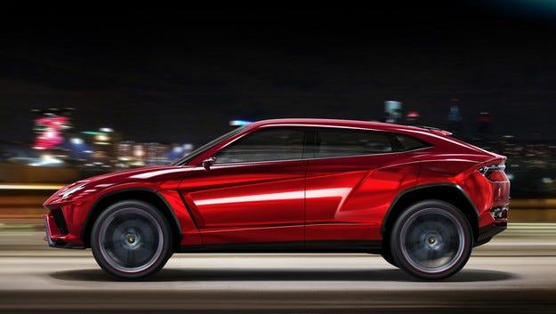 Кросоувъртът Lamborghini Urus може да бъде жертван