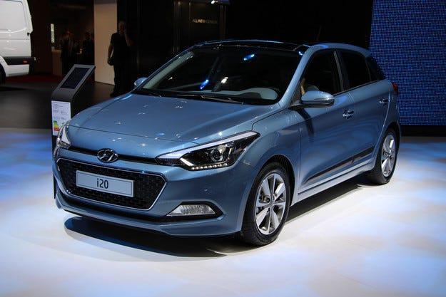 В Измит започна производството на новия Hyundai i20