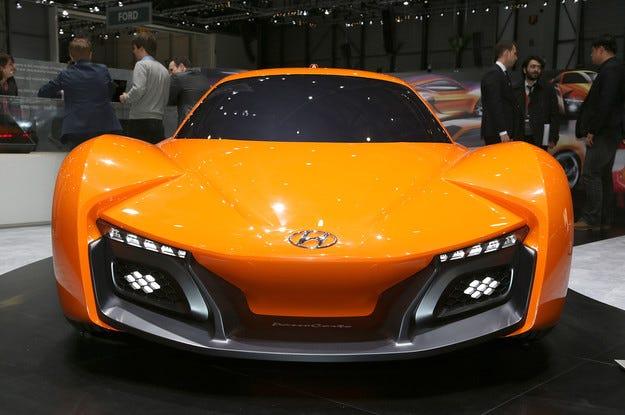Hyundai ще пусне компактен спортен модел