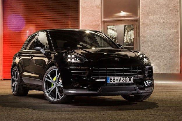 Techart Porsche Macan: До 450 к.с. с поразителна визия