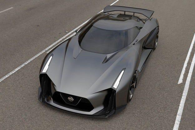 Новият Nissan GT-R ще има хибридно задвижване