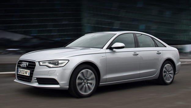 Audi спира производството на хибрида A6
