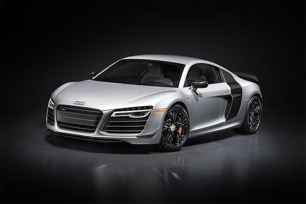 Audi разсекрети най-мощния си спортен автомобил