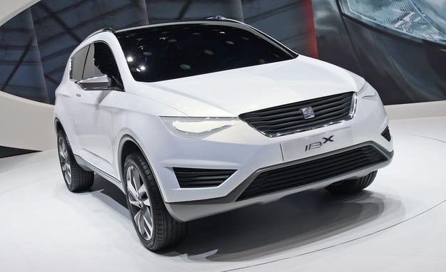 Seat планира да създаде силна SUV гама с три модела