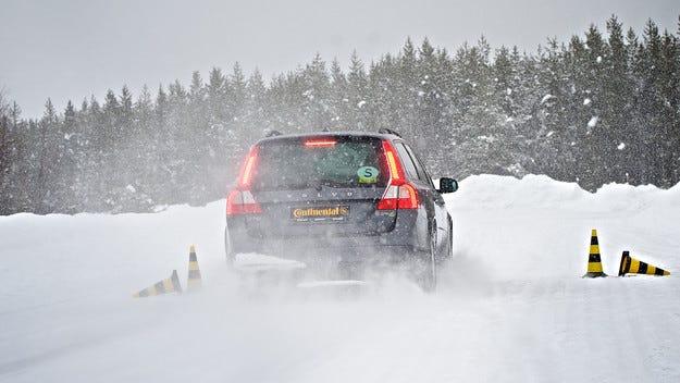 Нови безопасни зимни гуми за всеки кросоувър