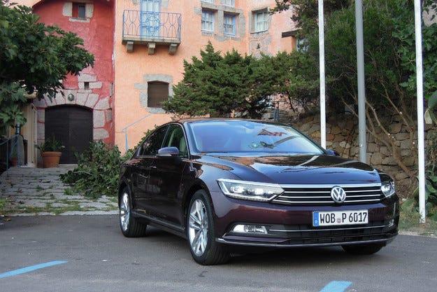 Volkswagen върви нагоре и през третото тримесечие