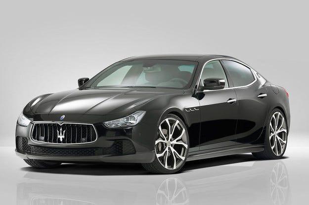 Novitec Tridente Maserati Ghibli: Малък тризъбец на бал