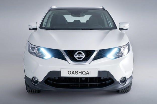 Nissan Qashqai получава нов турбомотор