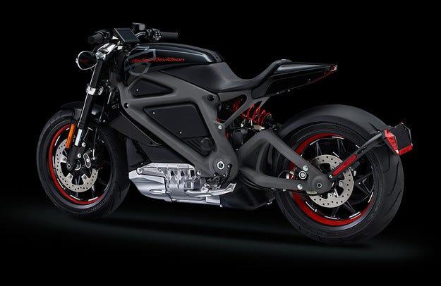 Harley-Davidson представи проекта LiveWire