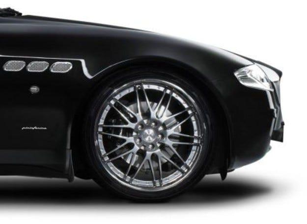 Maserati Quattroporte Novitec