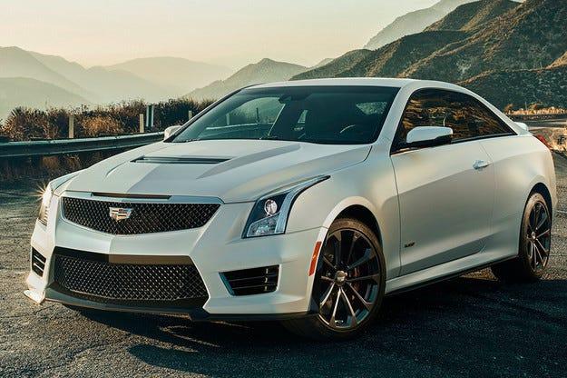 Cadillac разкри най-мощната версия ATS