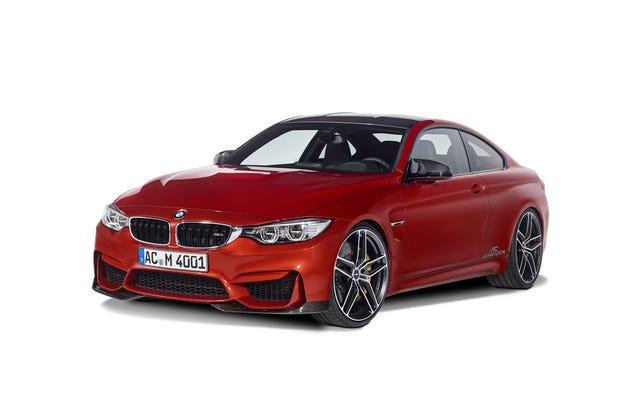 BMW M4 получава двигател с 510 конски сили