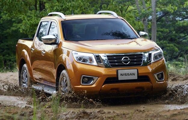"Nissan планира да направи ""горещ"" пикап Navara"