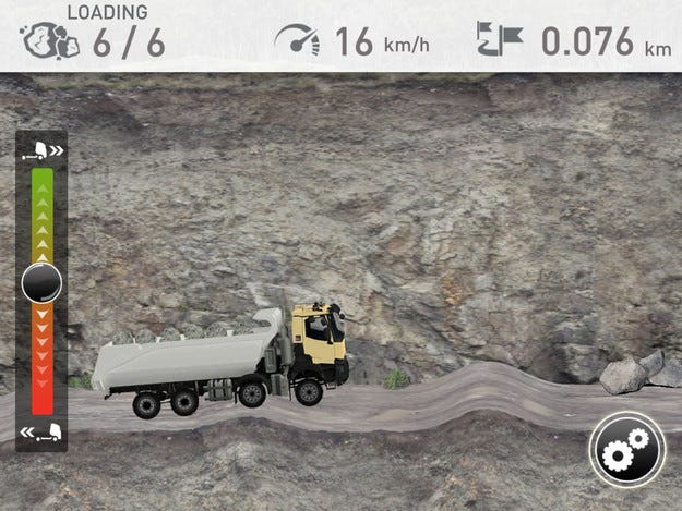 Renault Trucks пуска симулатор за управление на камион