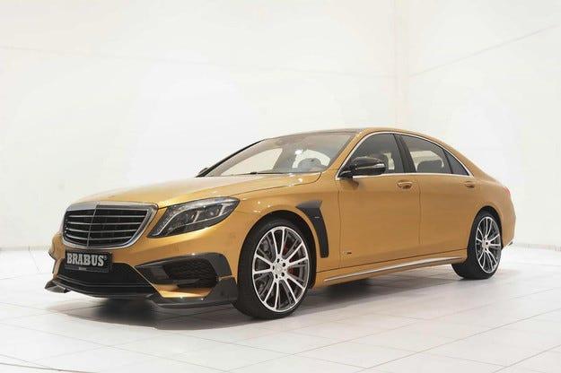 Mercedes-Benz S63 AMG получи мотор с 850 конски сили