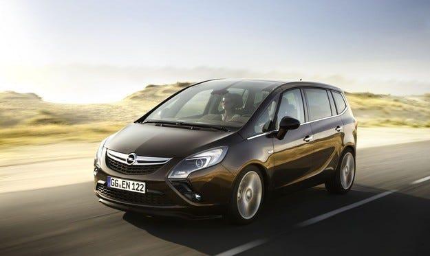 Opel Zafia Tourer 1.6 SIDI Turbo