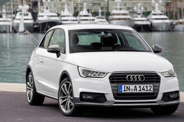 Най-малкият хечбек на Audi получи пакет Active Kit