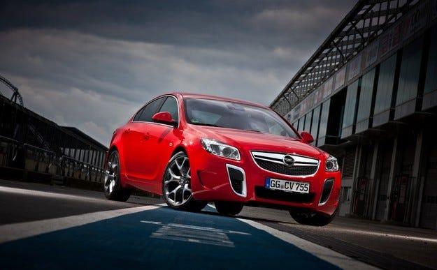 15 години модели OPC: Спортните автомобили на Opel