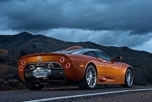 Spyker обяви фалит