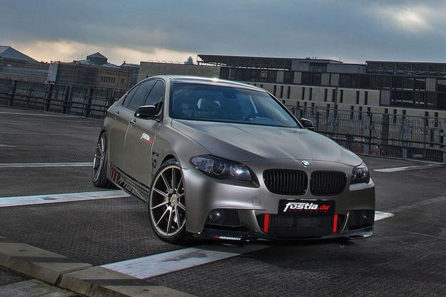 Fostla BMW 550i