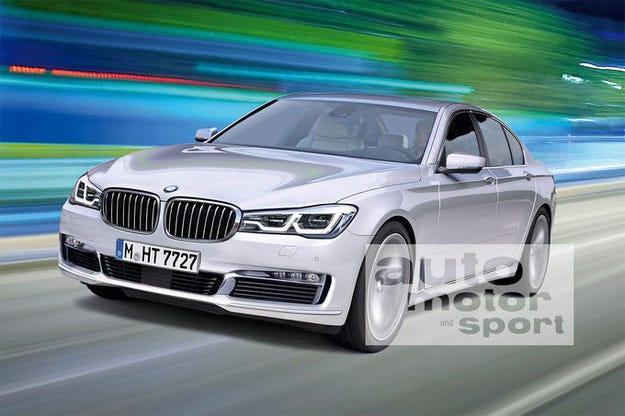 Новият BMW Серия 7 залага на високите технологии